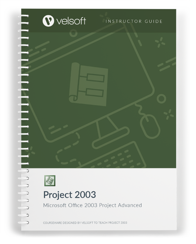 Project 2003 - Advanced