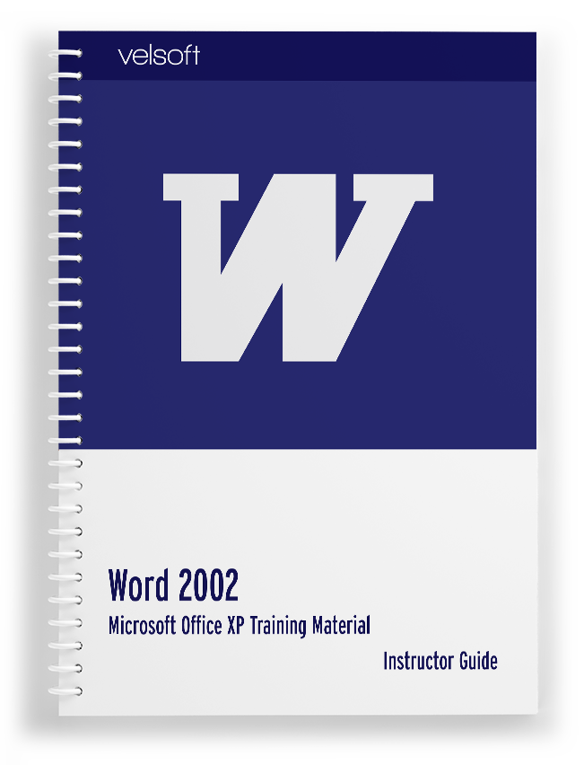 Microsoft XP Word 2002 Advanced