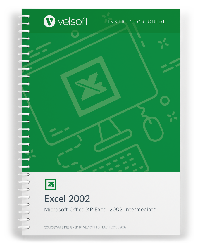 Microsoft XP Excel 2002 Intermediate