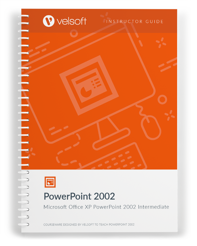Microsoft XP PowerPoint 2002 Intermediate