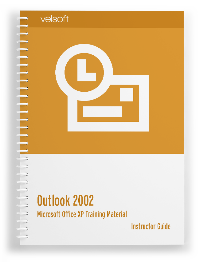 Microsoft XP Outlook 2002 Advanced