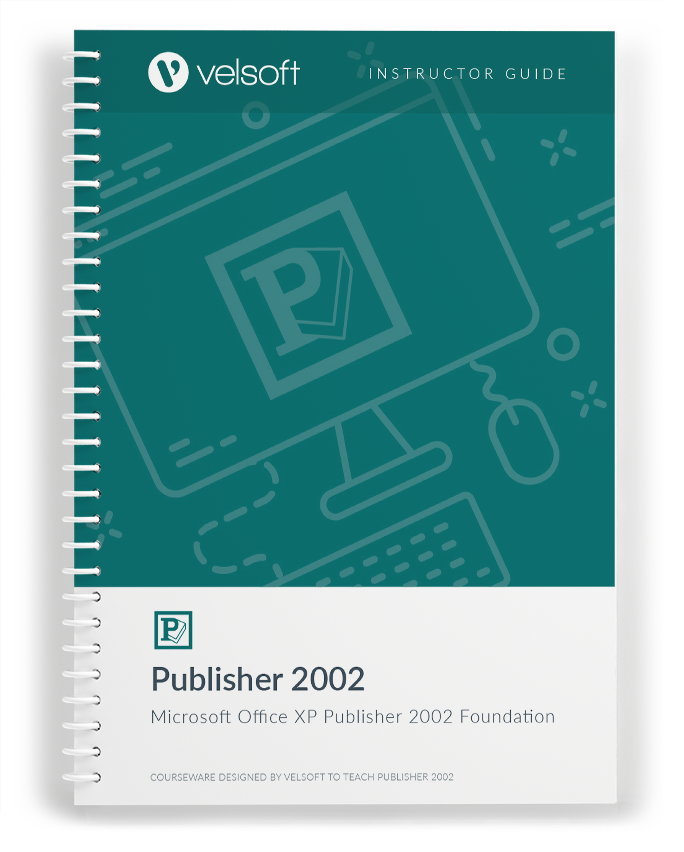 Microsoft XP Publisher 2002 Basic