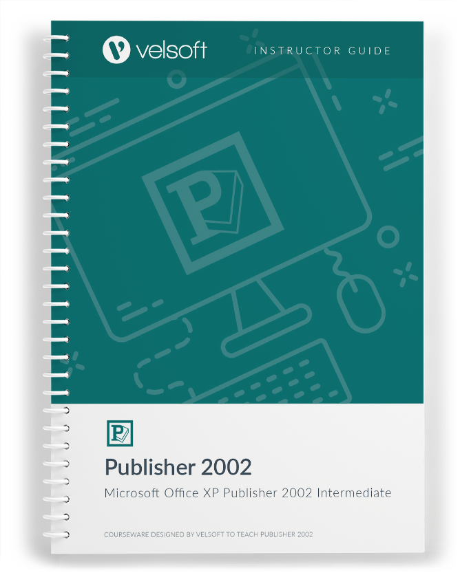 Microsoft XP Publisher 2002 Intermediate