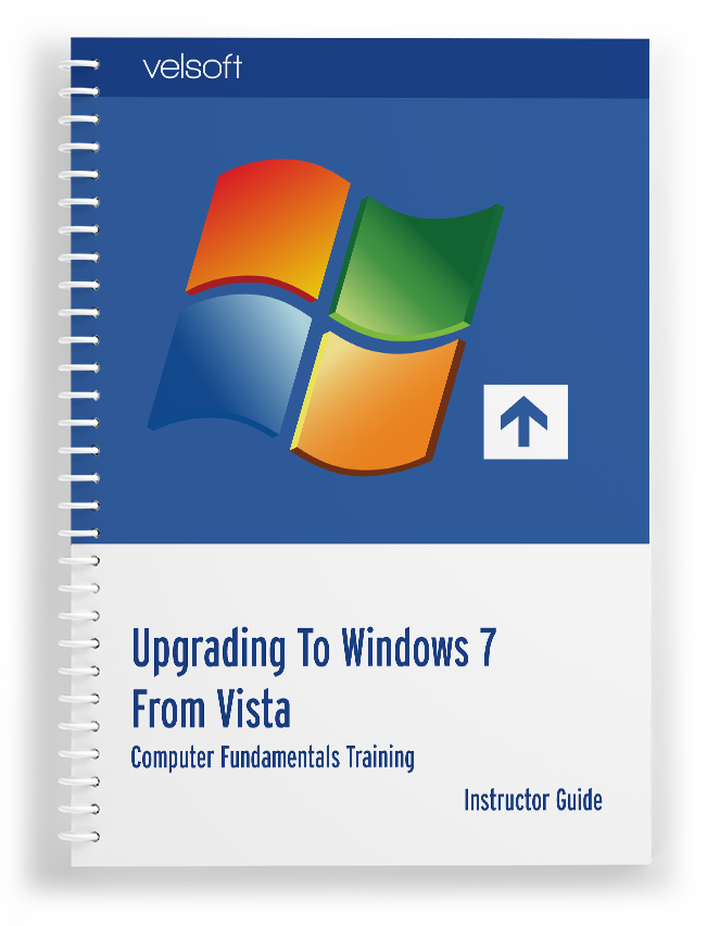 Upgrading to Windows 7 from Vista