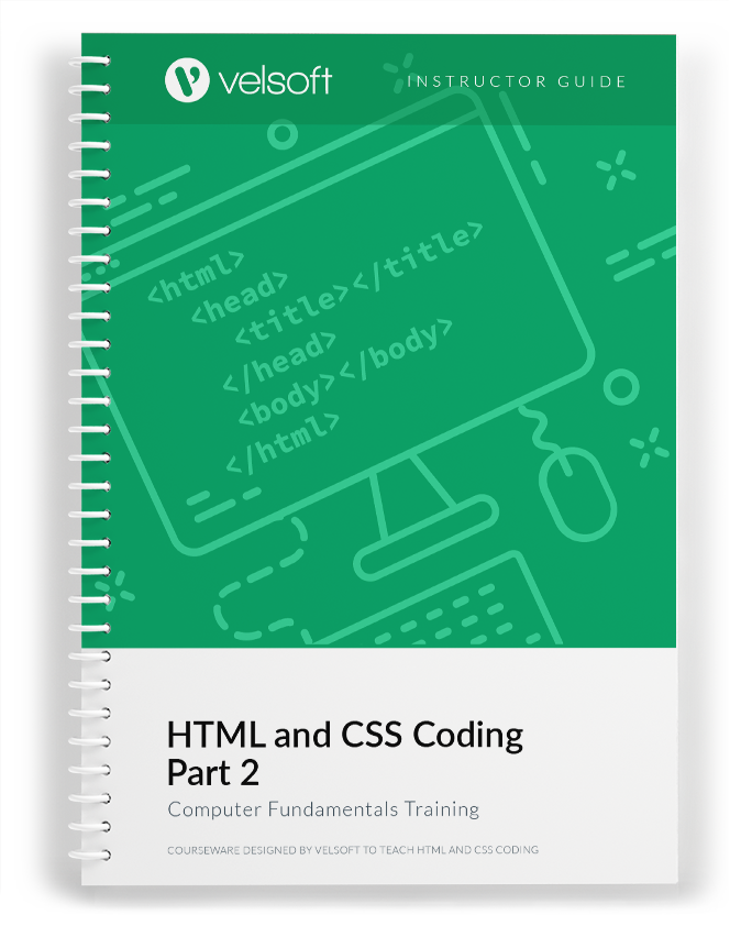 Introduction to HTML and CSS Coding: Part 2
