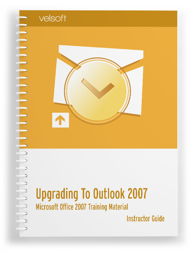 Upgrading to Microsoft Office Outlook 2007