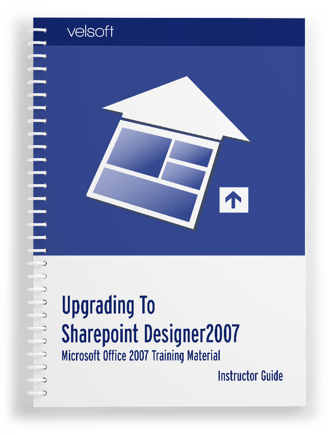 Upgrading to Microsoft Office SharePoint Designer 2007