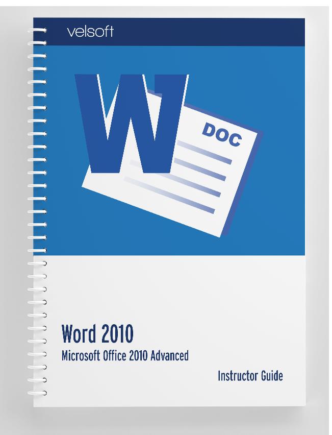 Microsoft Office Word 2010: Advanced
