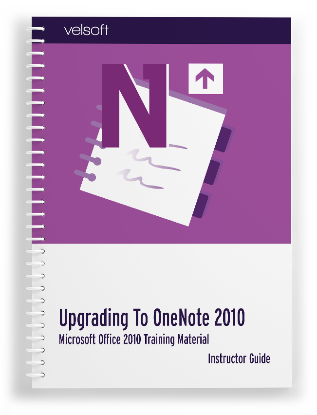 Upgrading to Office OneNote 2010