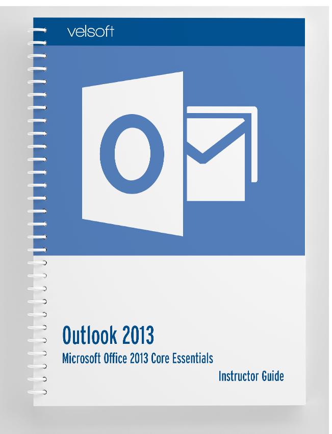 Microsoft Outlook 2013: Core Essentials