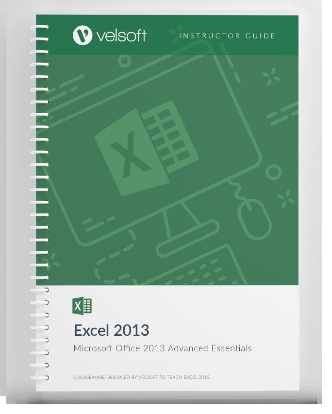 Excel 2013: Advanced Essentials
