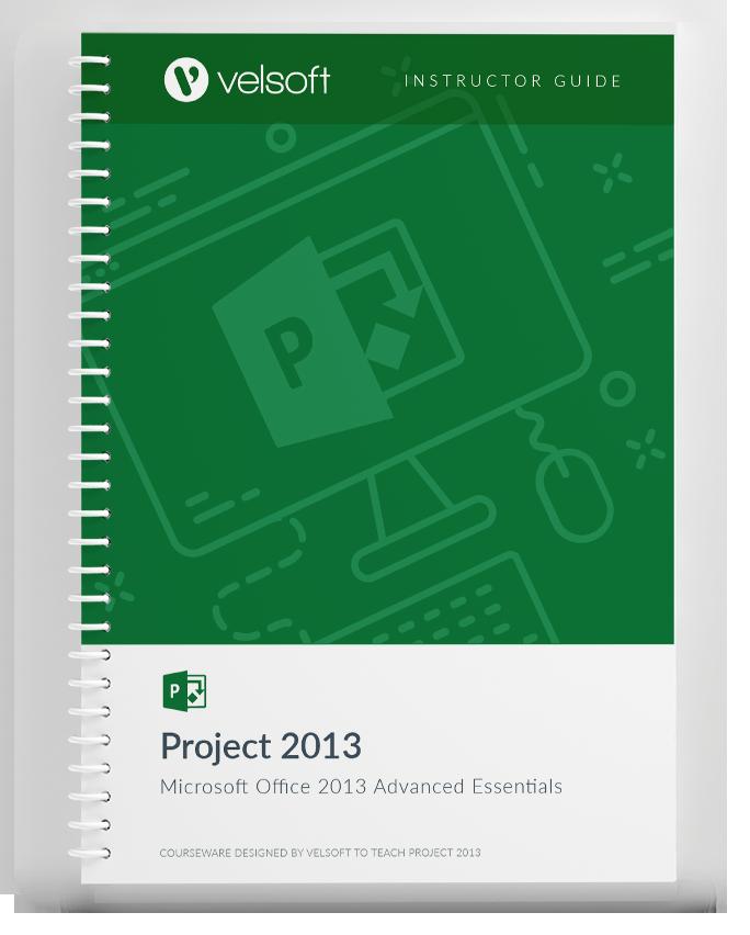 Microsoft Project 2013: Advanced Essentials