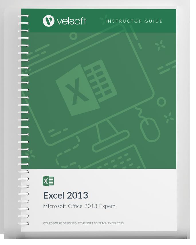 Microsoft Excel 2013: Expert