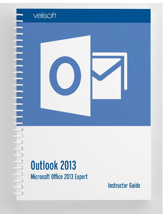 Microsoft Outlook 2013: Expert
