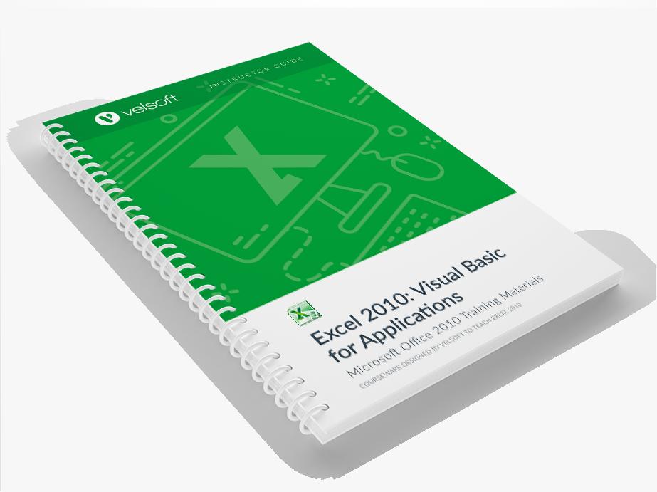 Microsoft Excel 2010: VBA - Velsoft