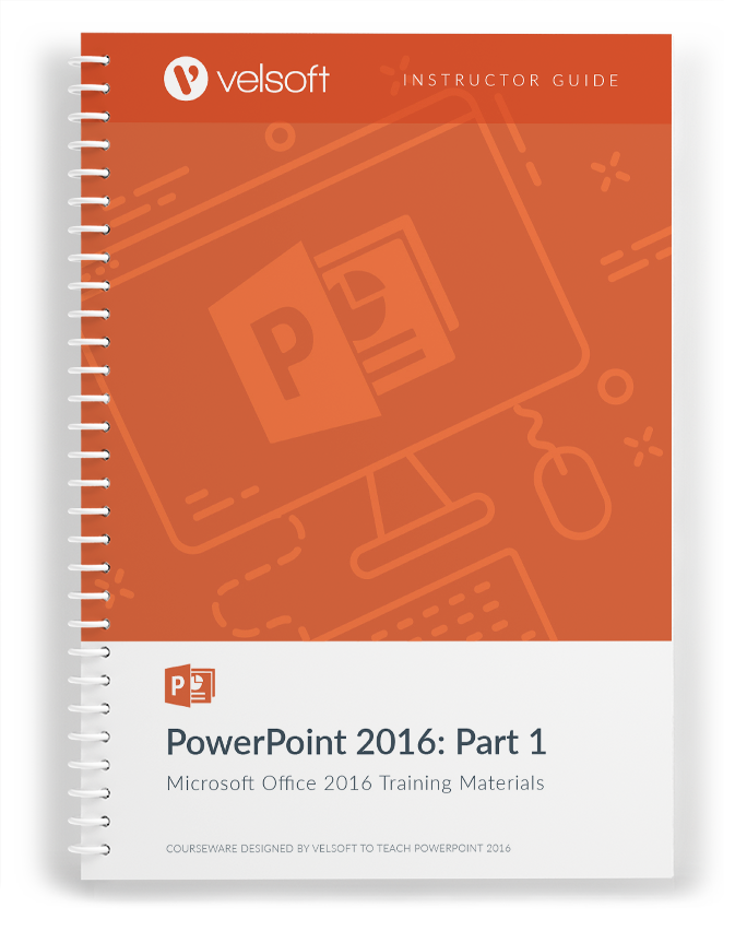 Microsoft PowerPoint 2016: Part One