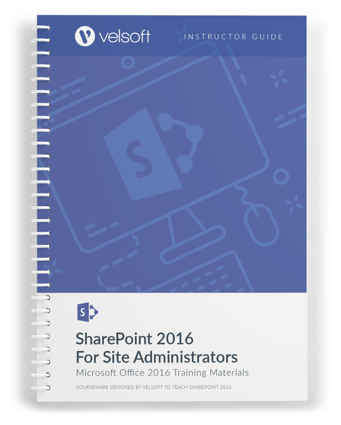 Microsoft SharePoint 2016 For Administrators