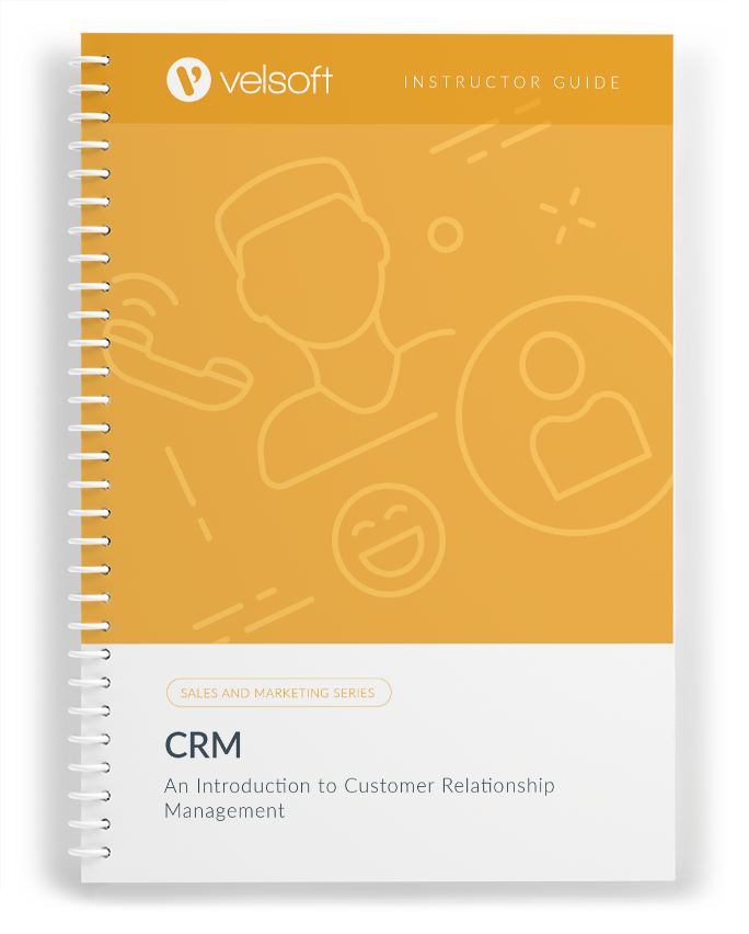 CRM - Introduction To Customer Relationship Management