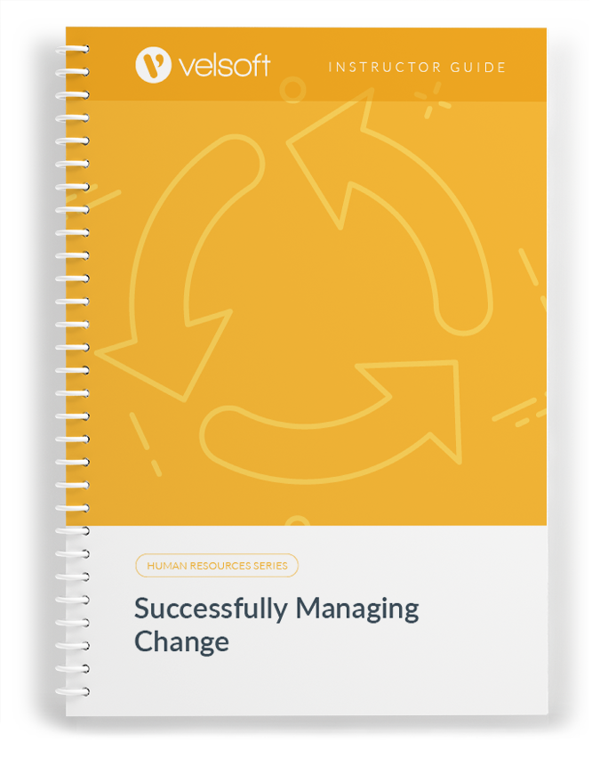 Change Management: Change and How to Deal With It