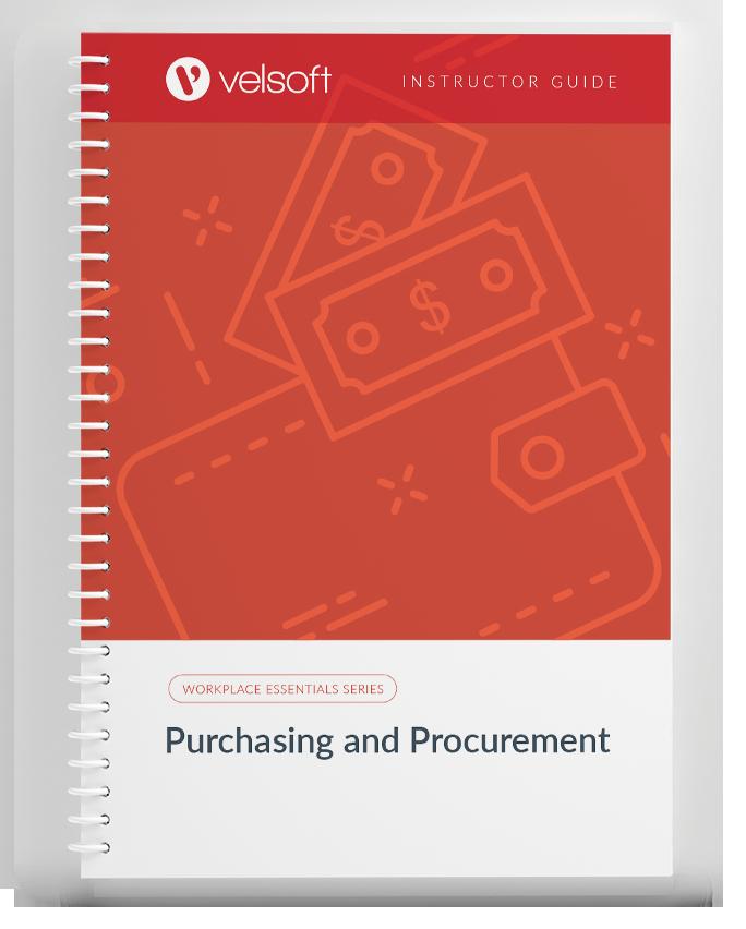 Purchasing and Procurement Basics