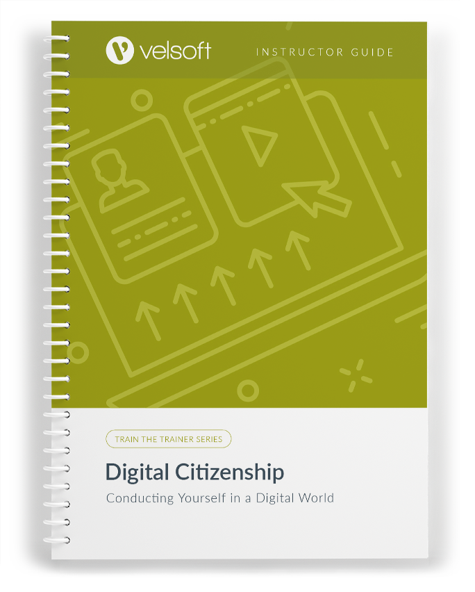 Digital Citizenship: Conducting Yourself in a Digital World