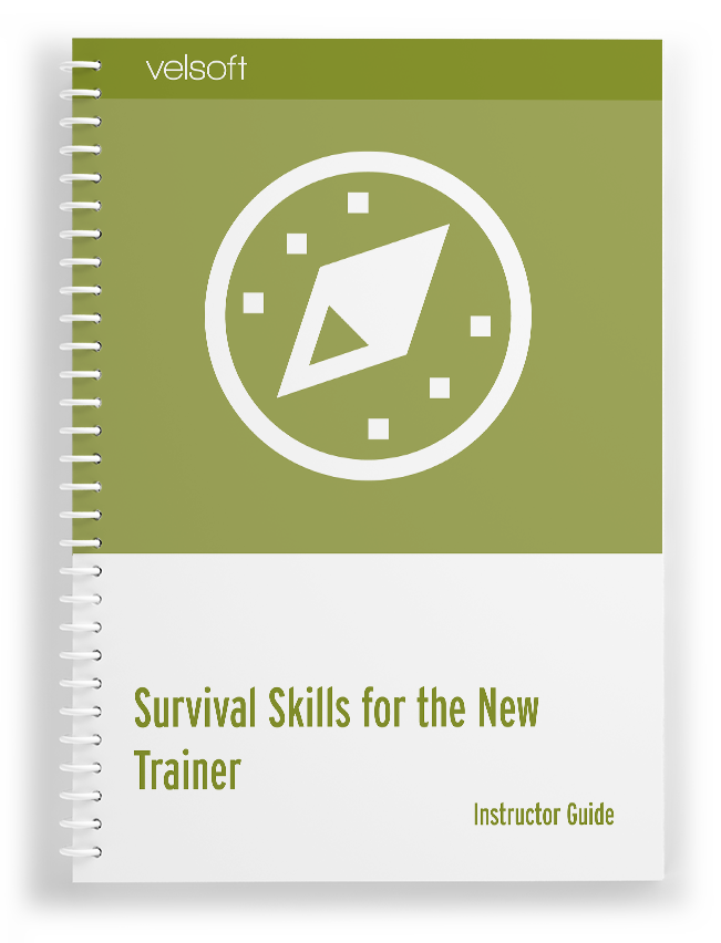 Survival Skills for the New Trainer