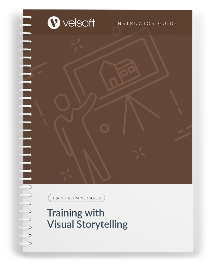 Training with Visual Storytelling