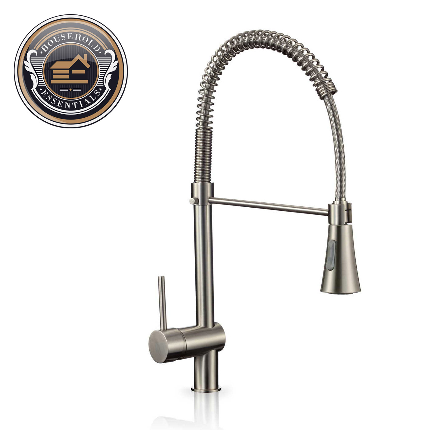 22 034 Pull Down Bar And Kitchen Faucet