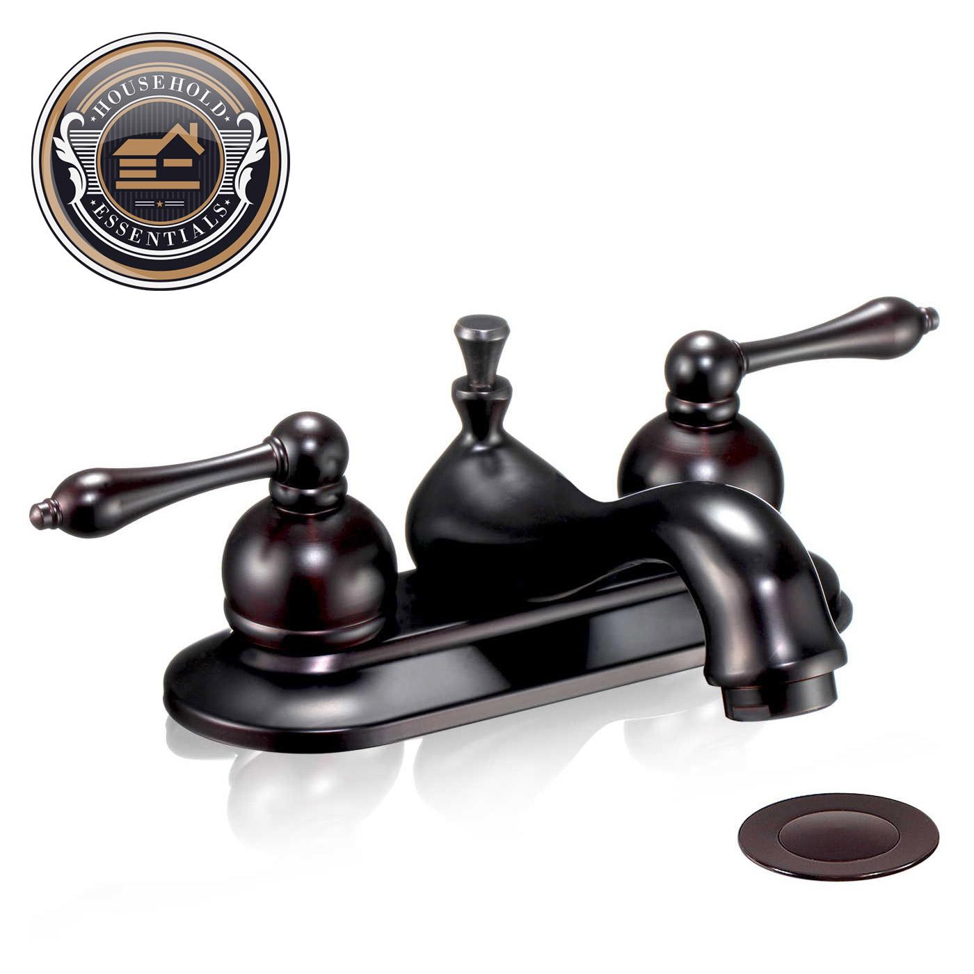 Freuer per SEMPRE Collection Centercet Bathroom Sink Faucet Oil ...