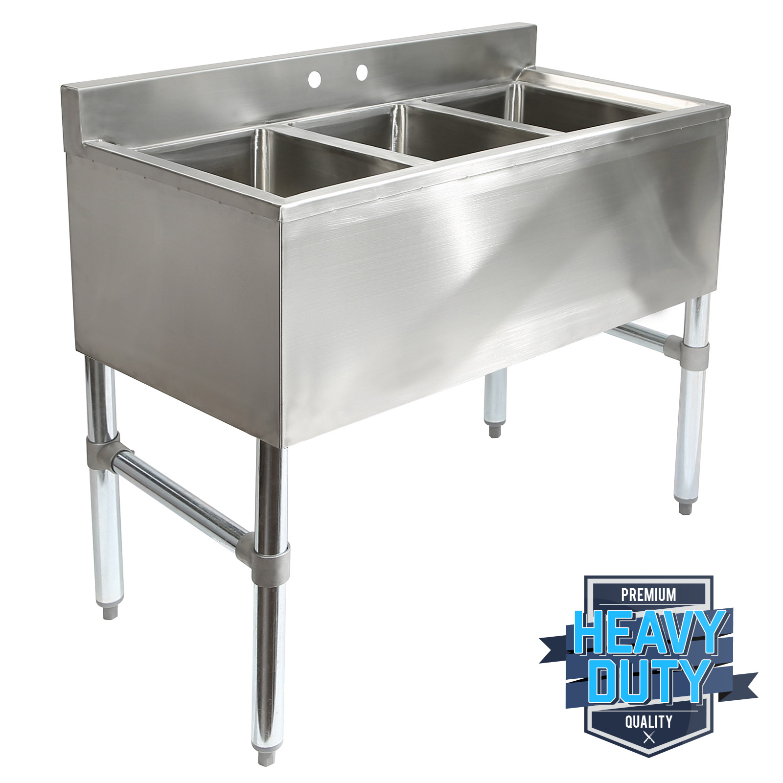 commercial stainless steel kitchen sinks three 3 compartment stainless steel kitchen bar 8293