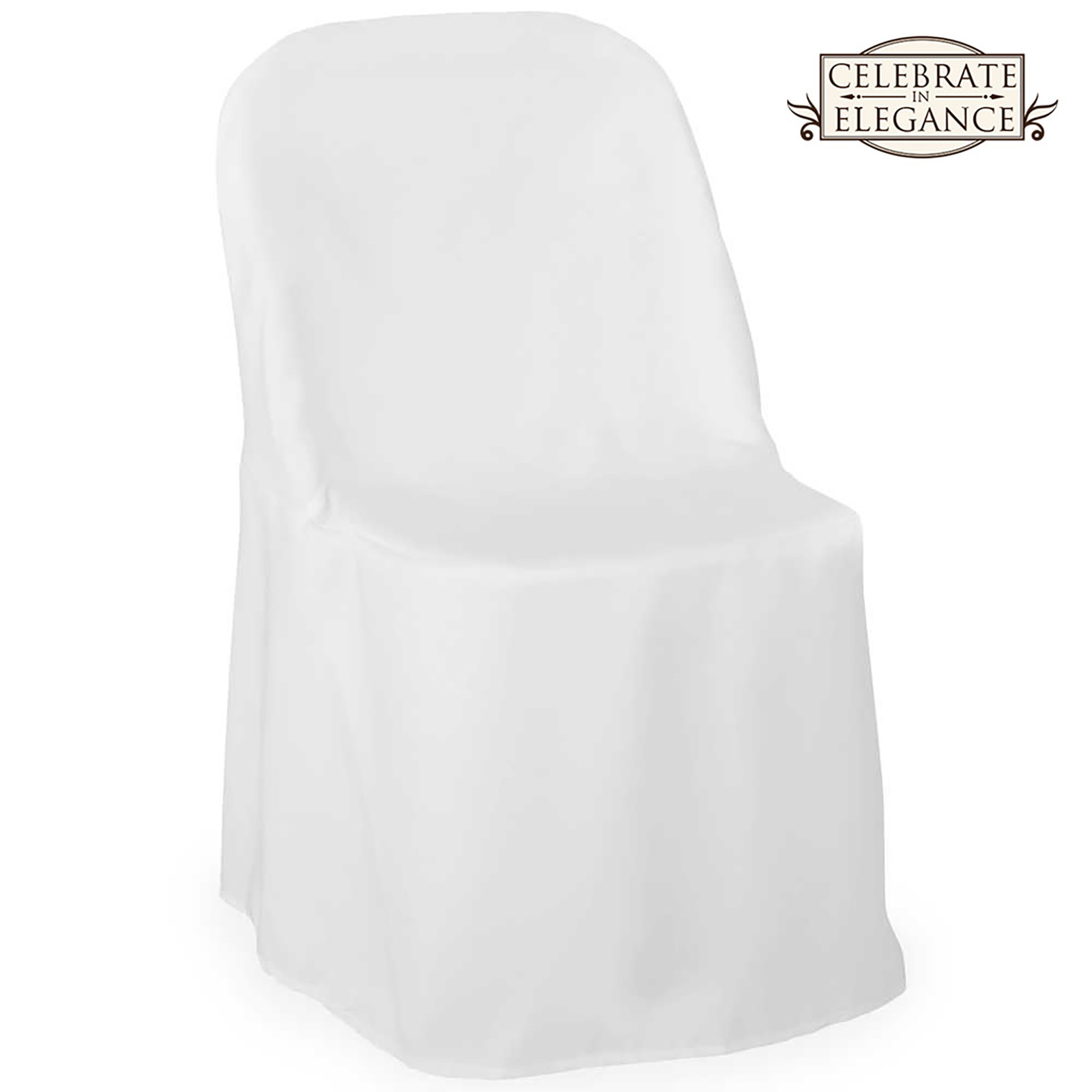 10-Wedding-Party-Folding-Chair-Covers-Polyester-Cloth-  sc 1 st  eBay & 10 Wedding/Party Folding Chair Covers - Polyester Cloth - Multiple ...