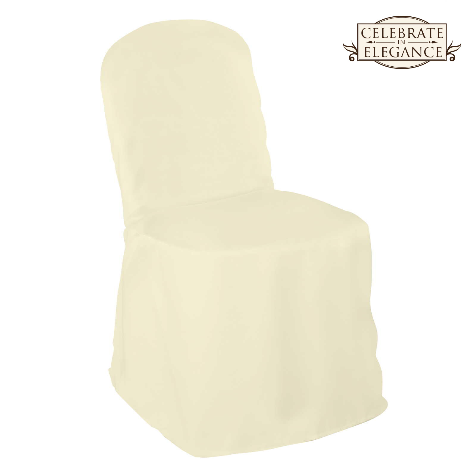 10 Wedding Banquet Chair Covers Multiple Colors Available