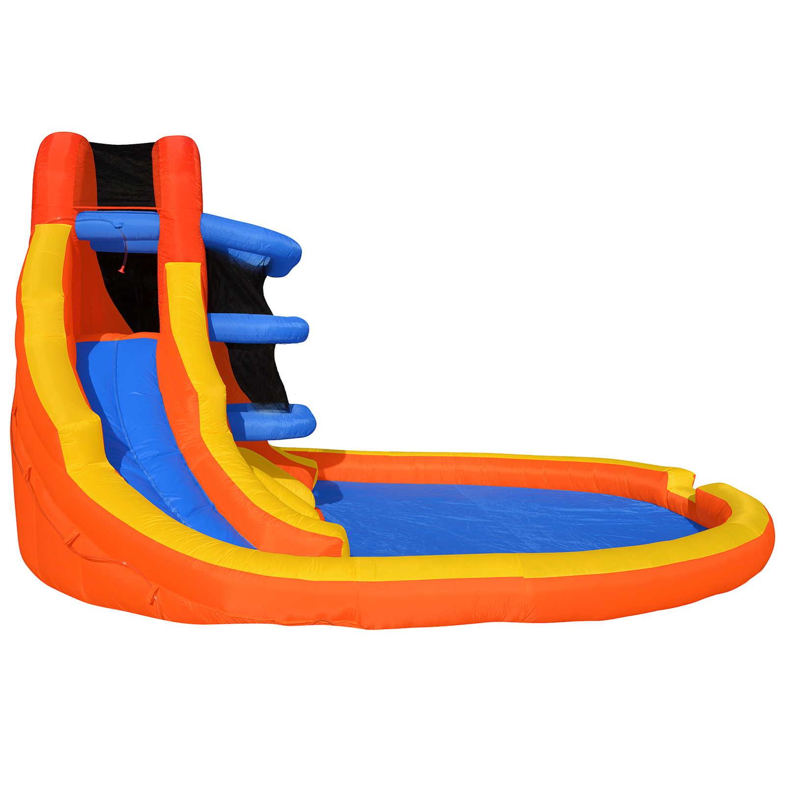 Inflatable Slide Blower: Water Slide & Pool