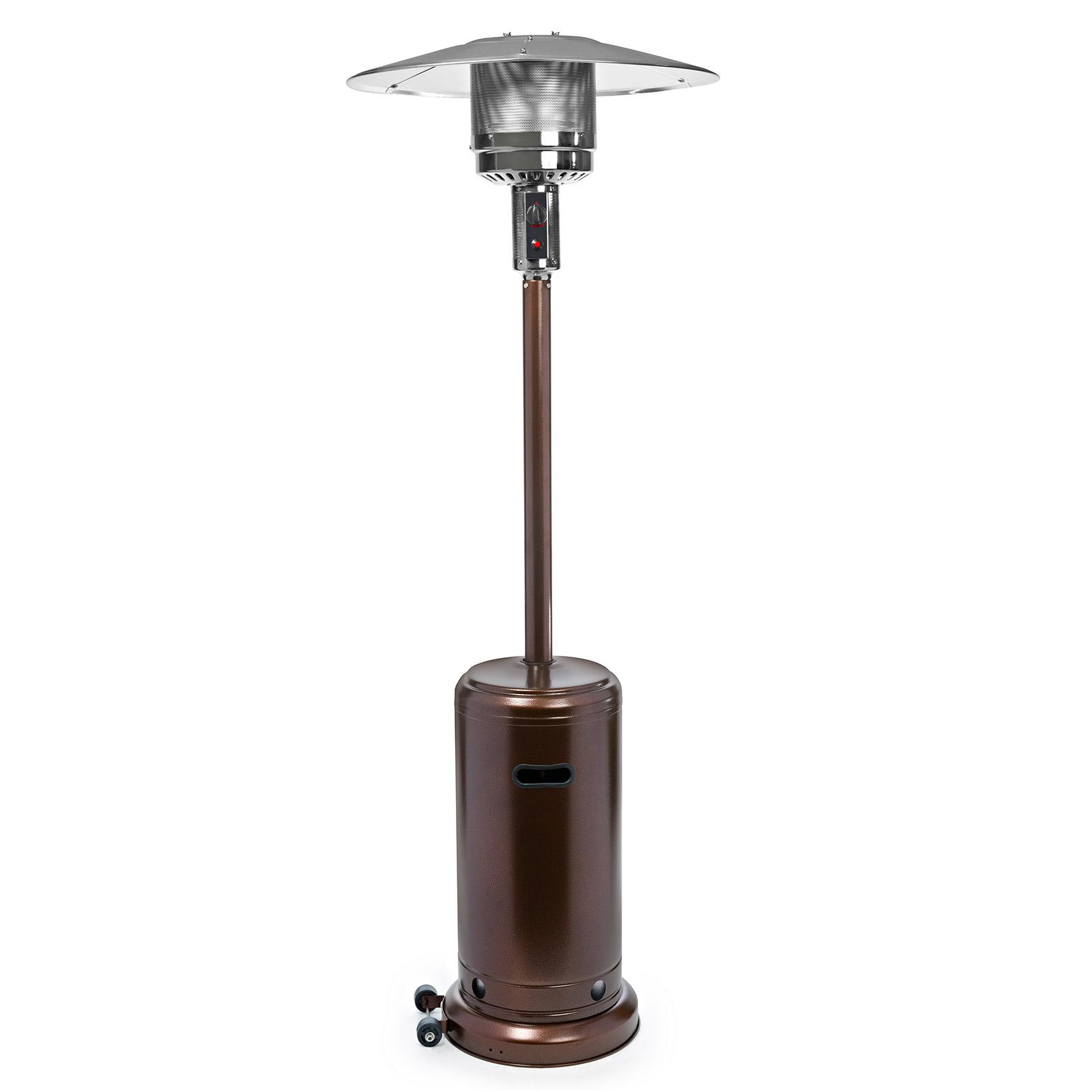 Thermo Tiki Premium Floor standing Propane Outdoor Patio Heater W