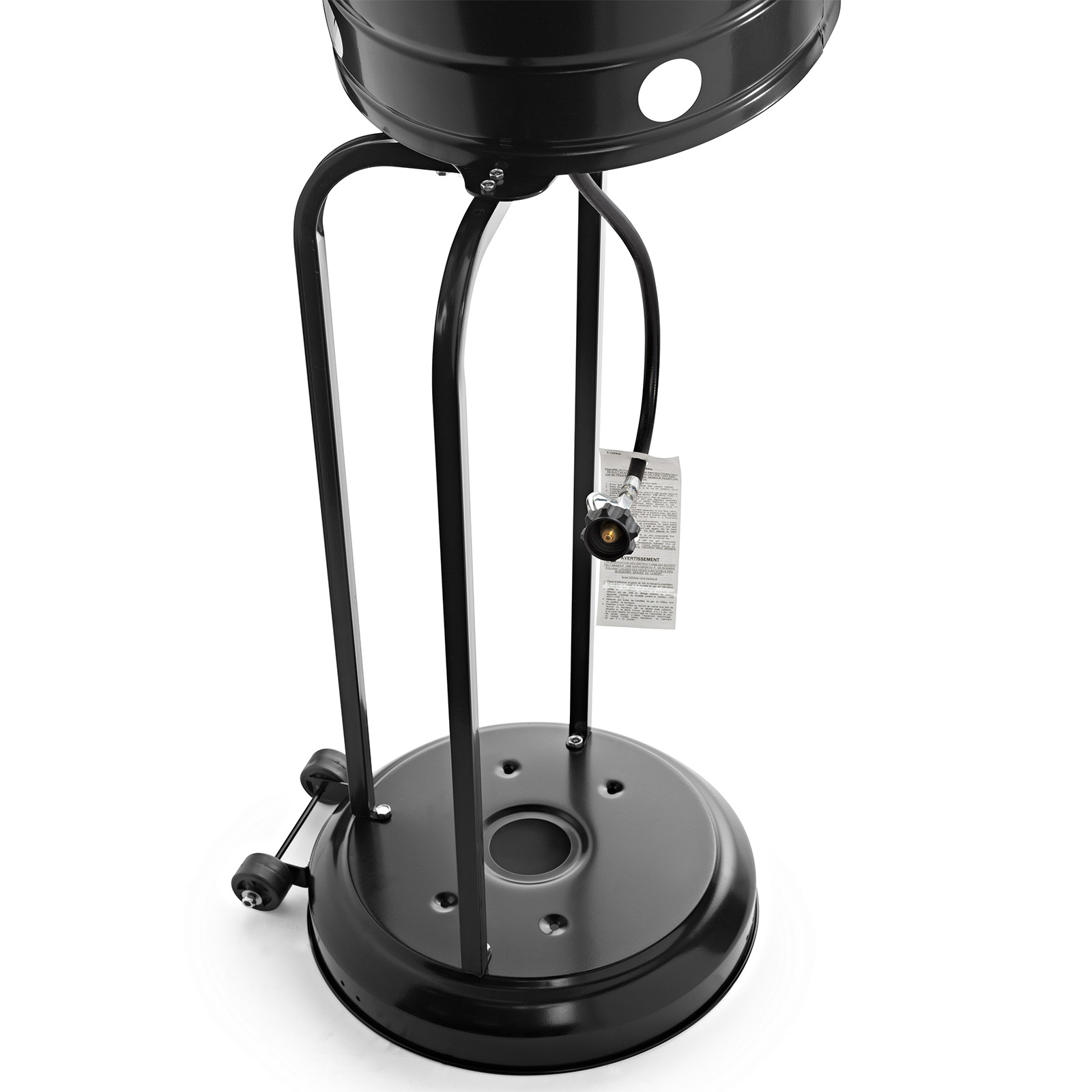 Commercial Outdoor Kitchen: Commercial Outdoor LP Propane Gas Patio Heater With Cover