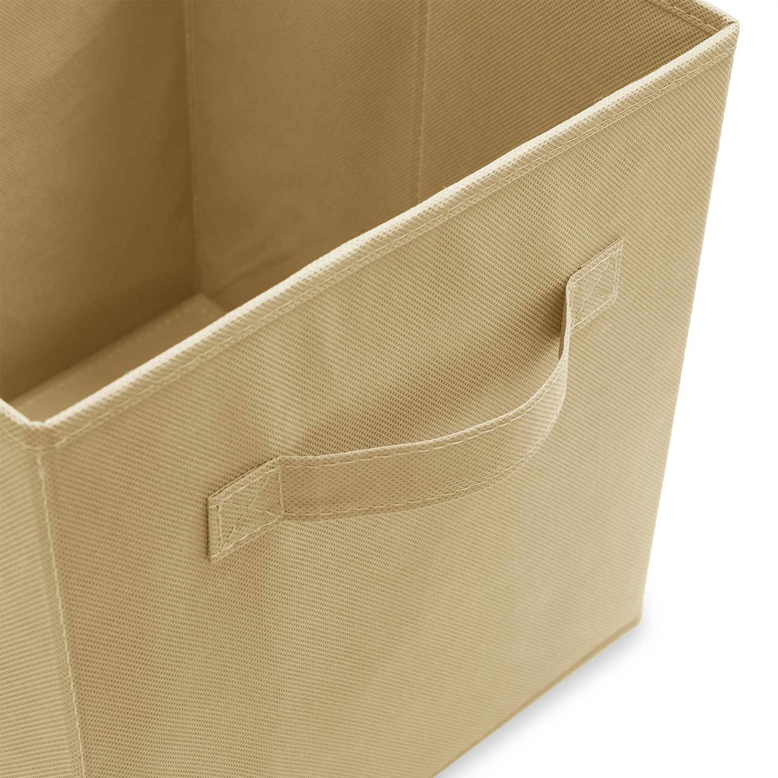 6-Collapsible-Foldable-Cloth-Fabric-Cubby-Cube-Storage-Bins-Baskets-for-Shelves thumbnail 73