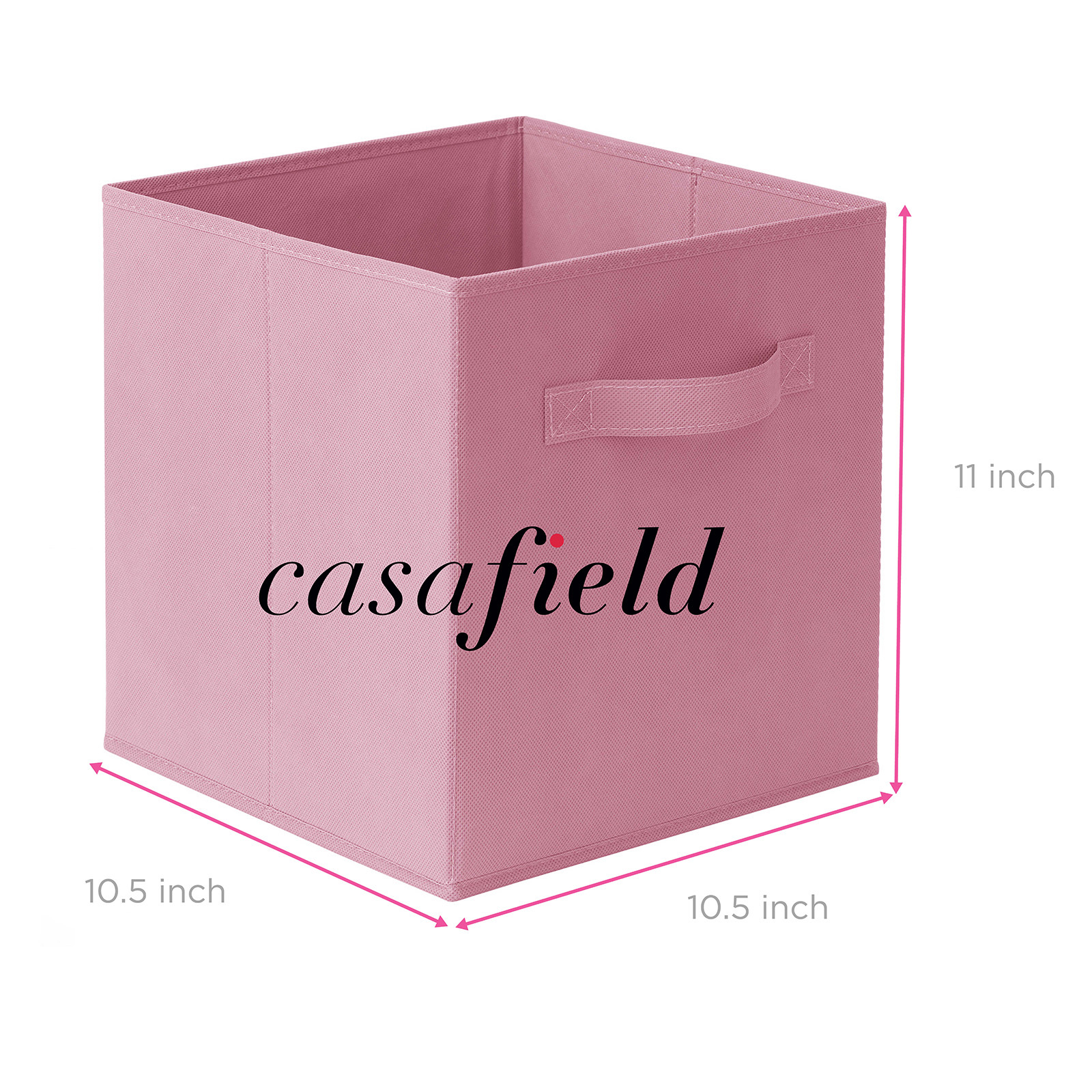 6-Collapsible-Foldable-Cloth-Fabric-Cubby-Cube-Storage-Bins-Baskets-for-Shelves thumbnail 41