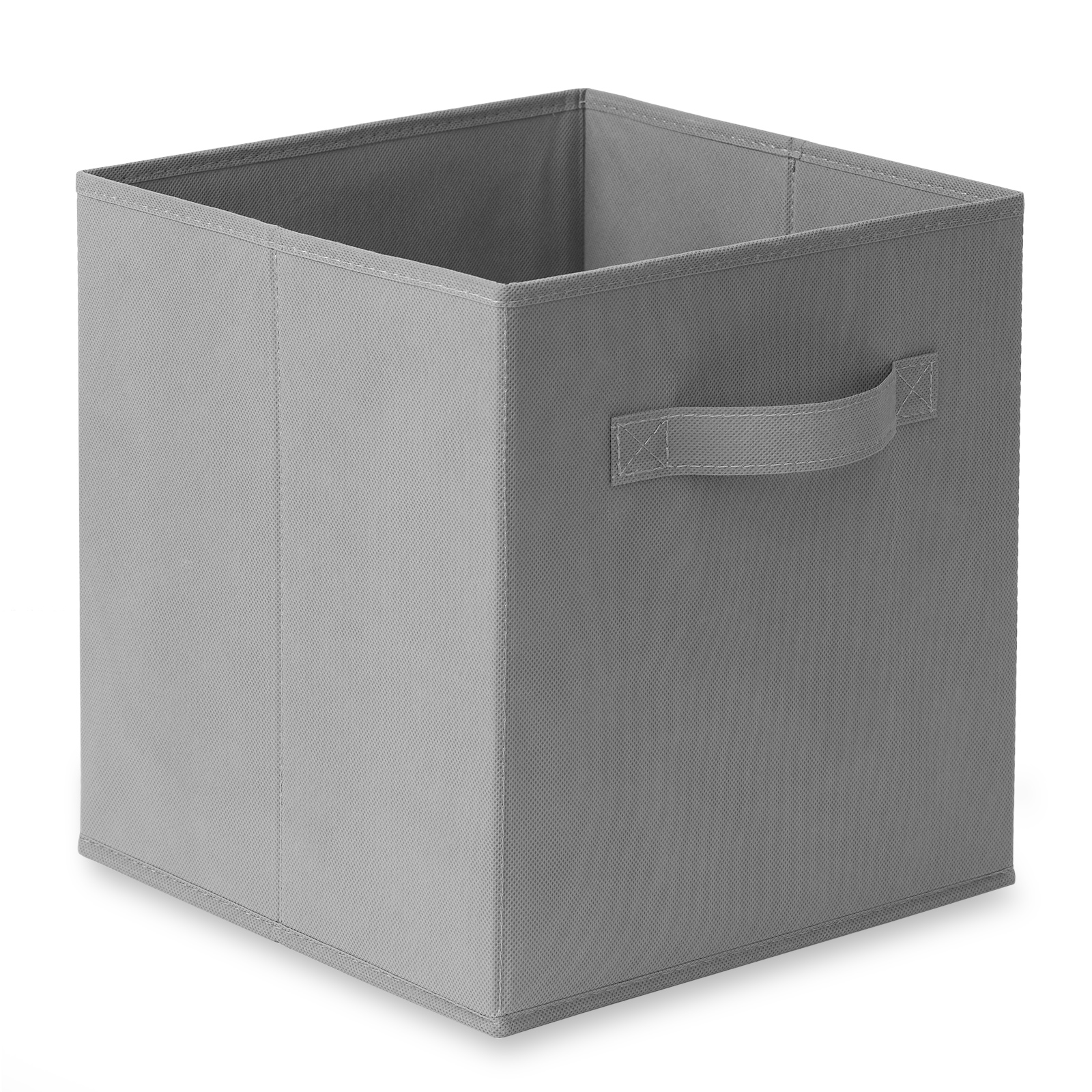 6-Collapsible-Foldable-Cloth-Fabric-Cubby-Cube-Storage-Bins-Baskets-for-Shelves thumbnail 19