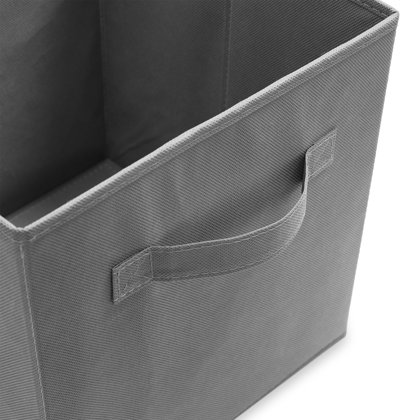 6-Collapsible-Foldable-Cloth-Fabric-Cubby-Cube-Storage-Bins-Baskets-for-Shelves thumbnail 20