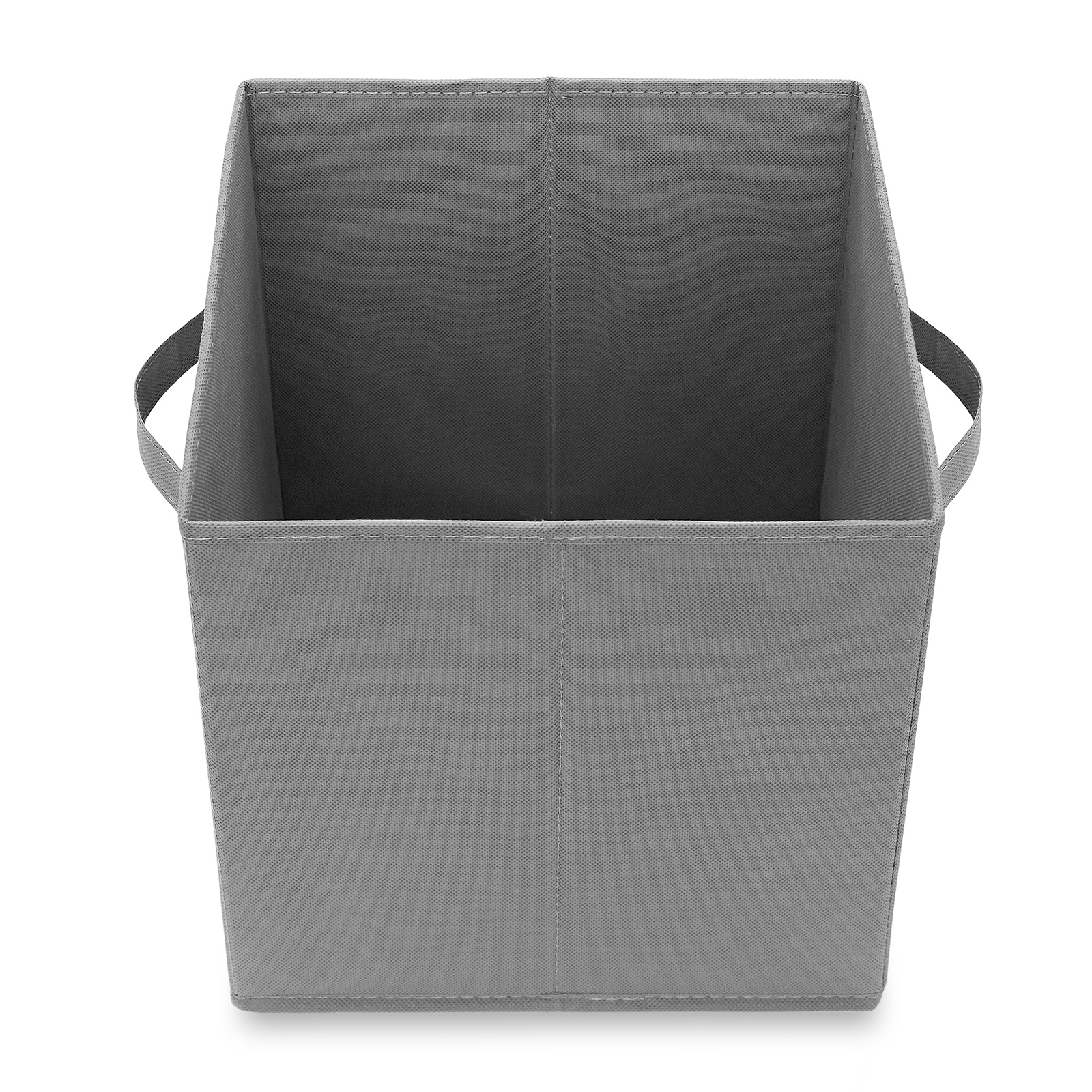 6-Collapsible-Foldable-Cloth-Fabric-Cubby-Cube-Storage-Bins-Baskets-for-Shelves thumbnail 21