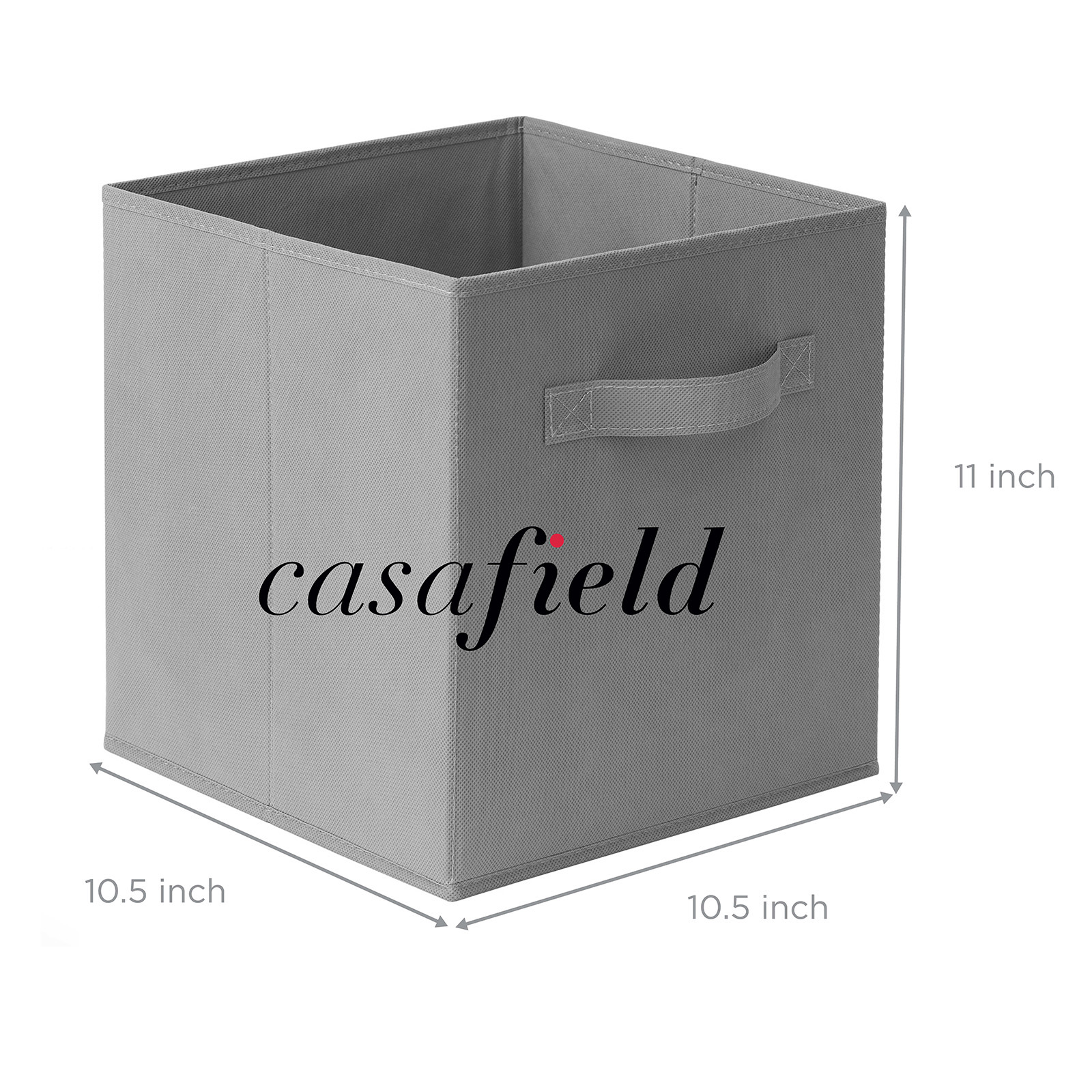 6-Collapsible-Foldable-Cloth-Fabric-Cubby-Cube-Storage-Bins-Baskets-for-Shelves thumbnail 24
