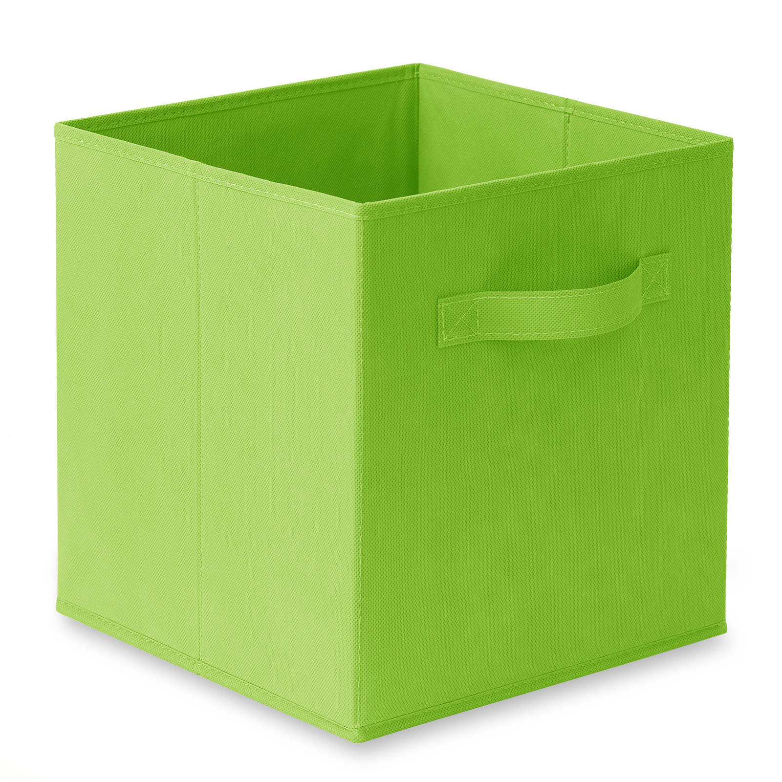 6-Collapsible-Foldable-Cloth-Fabric-Cubby-Cube-Storage-Bins-Baskets-for-Shelves thumbnail 45