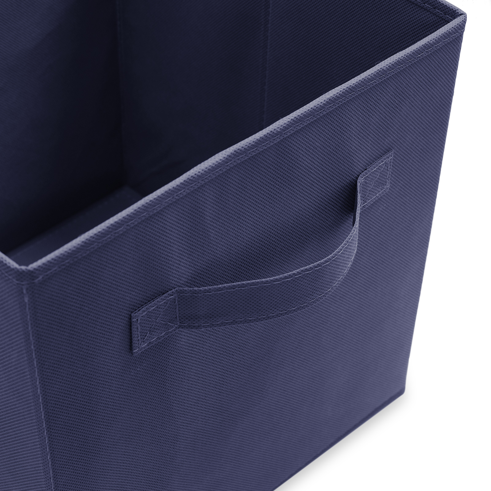 6-Collapsible-Foldable-Cloth-Fabric-Cubby-Cube-Storage-Bins-Baskets-for-Shelves thumbnail 55