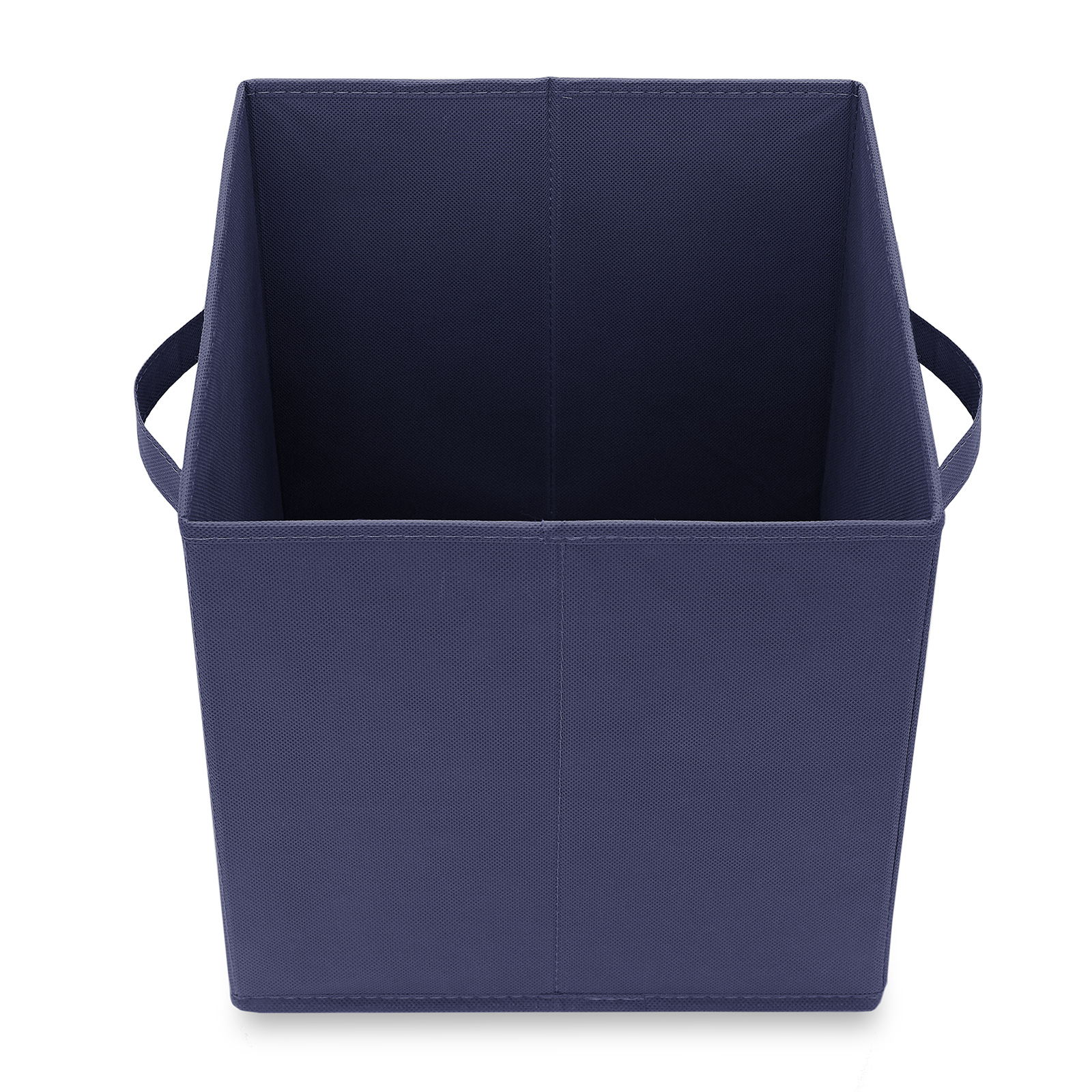 6-Collapsible-Foldable-Cloth-Fabric-Cubby-Cube-Storage-Bins-Baskets-for-Shelves thumbnail 56