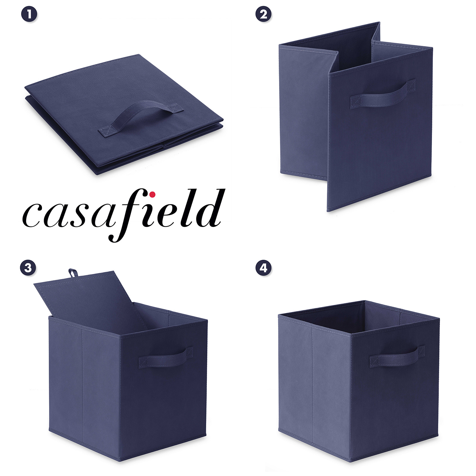 6-Collapsible-Foldable-Cloth-Fabric-Cubby-Cube-Storage-Bins-Baskets-for-Shelves thumbnail 58