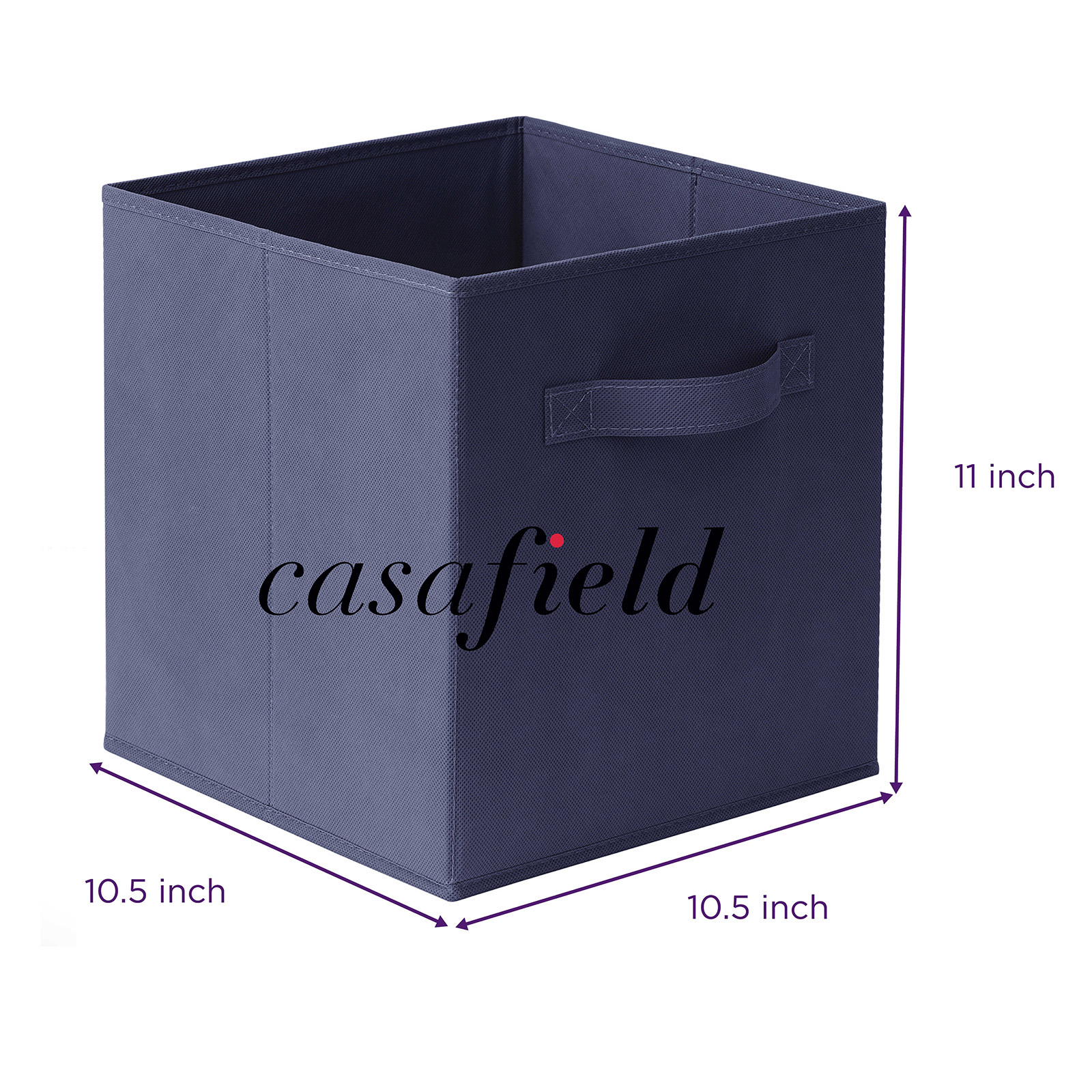 6-Collapsible-Foldable-Cloth-Fabric-Cubby-Cube-Storage-Bins-Baskets-for-Shelves thumbnail 59