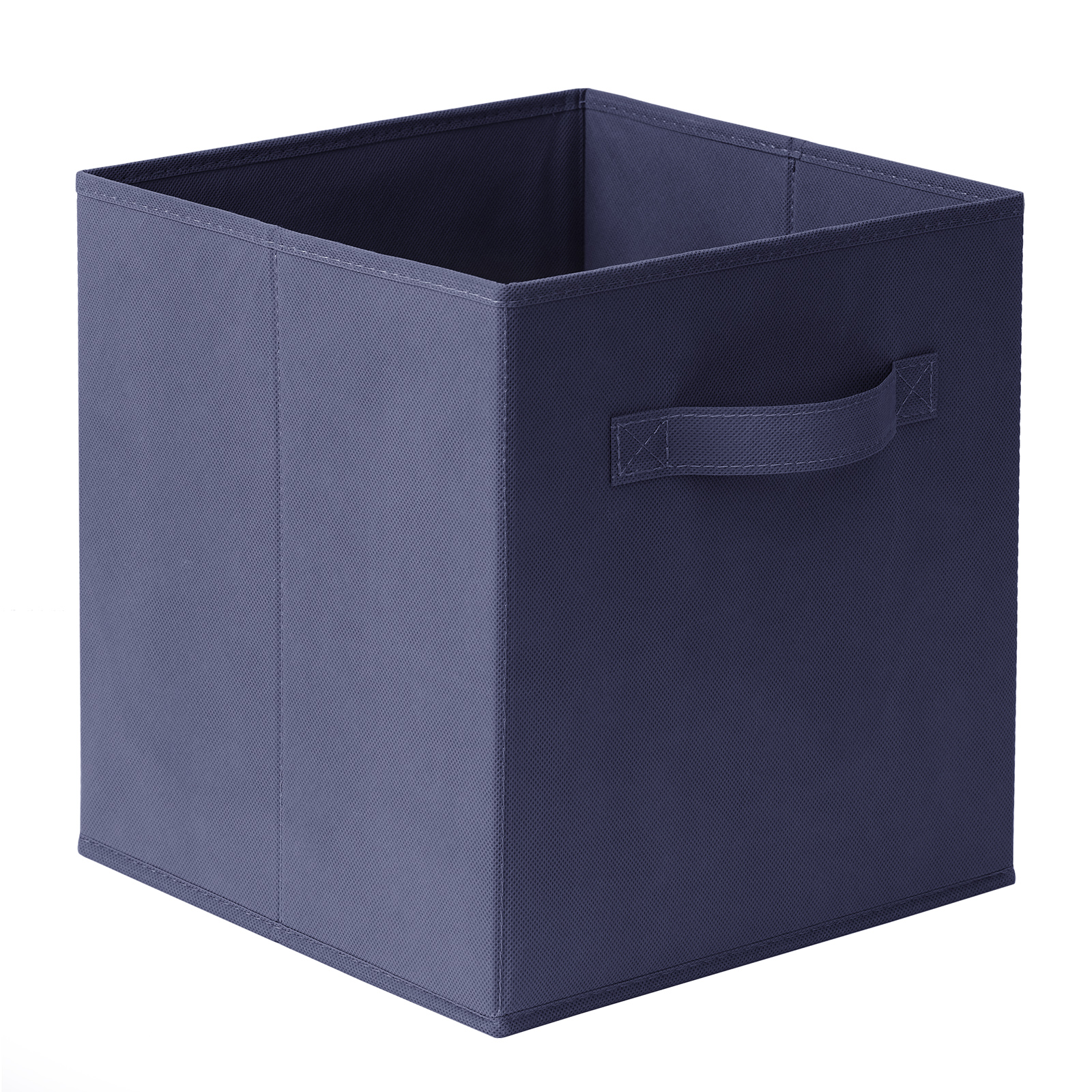 6-Collapsible-Foldable-Cloth-Fabric-Cubby-Cube-Storage-Bins-Baskets-for-Shelves thumbnail 61
