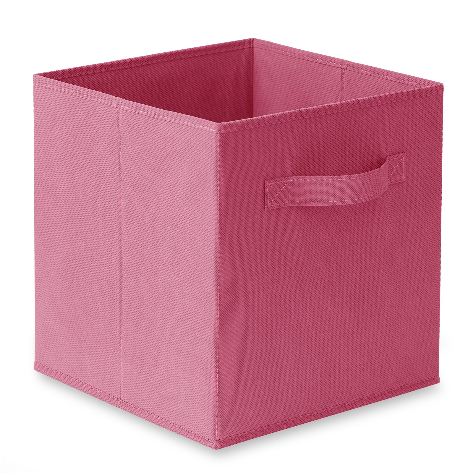 6-Collapsible-Foldable-Cloth-Fabric-Cubby-Cube-Storage-Bins-Baskets-for-Shelves thumbnail 28