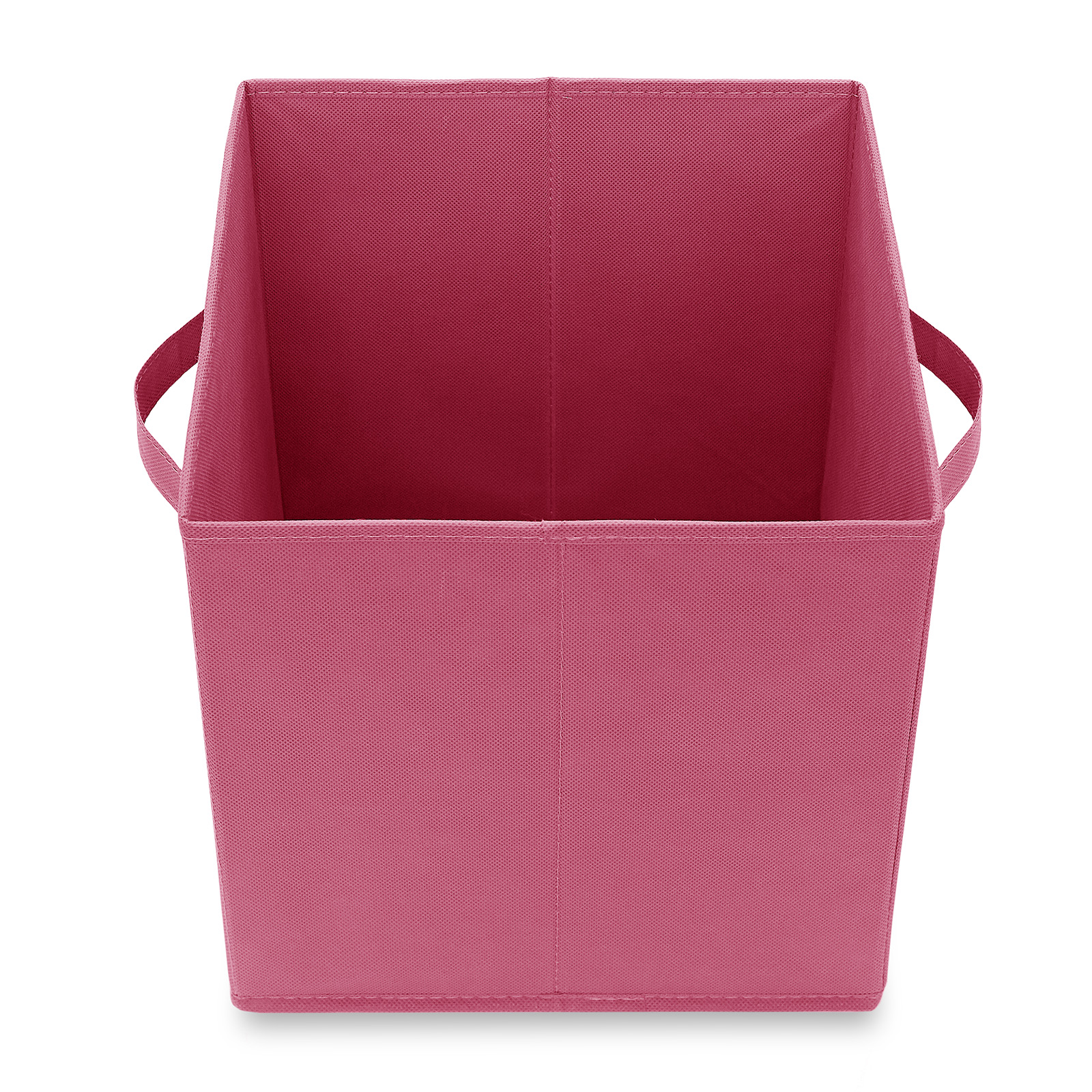 6-Collapsible-Foldable-Cloth-Fabric-Cubby-Cube-Storage-Bins-Baskets-for-Shelves thumbnail 30