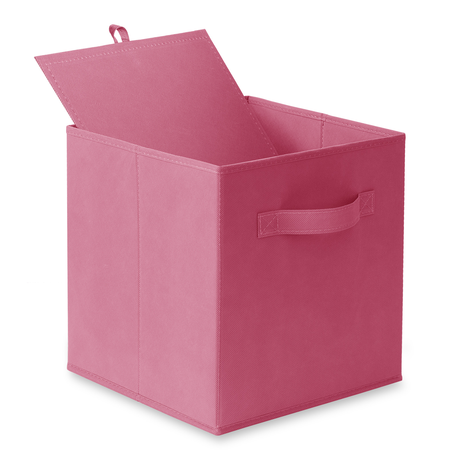6-Collapsible-Foldable-Cloth-Fabric-Cubby-Cube-Storage-Bins-Baskets-for-Shelves thumbnail 34